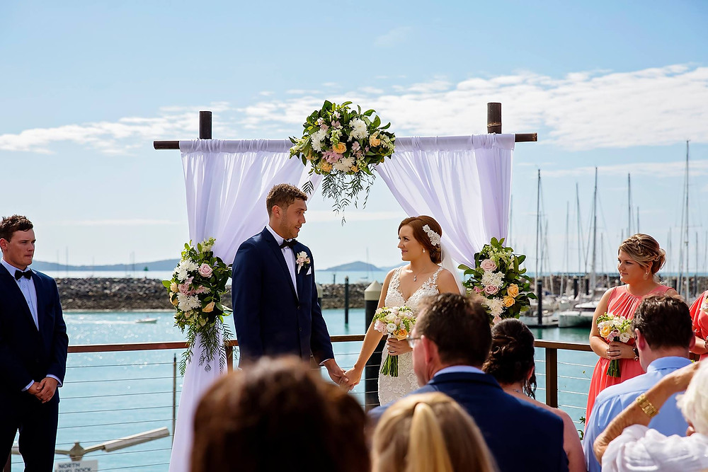 Divine Decor Whitsundays - Wedding Ceremony - Lure