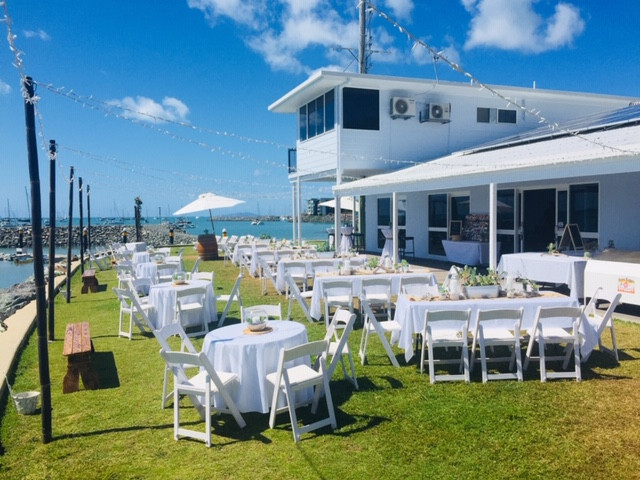 Whitsunday Marine Club Lawn
