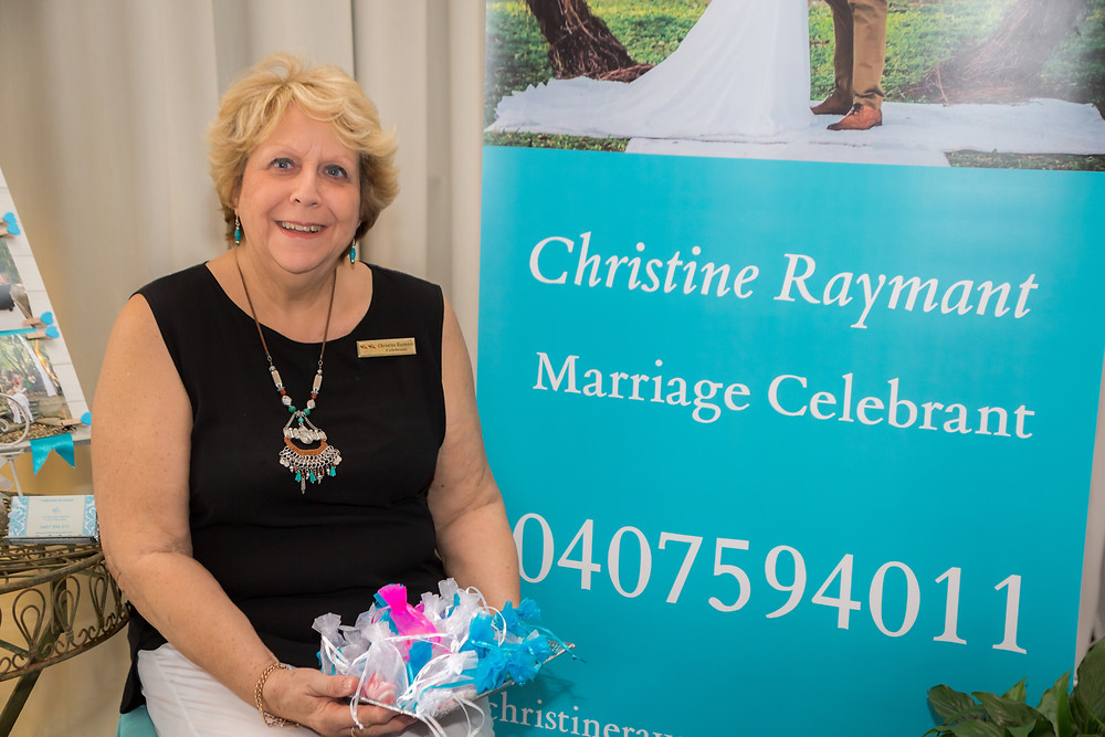 Christine Raymant Marriage Celebrant