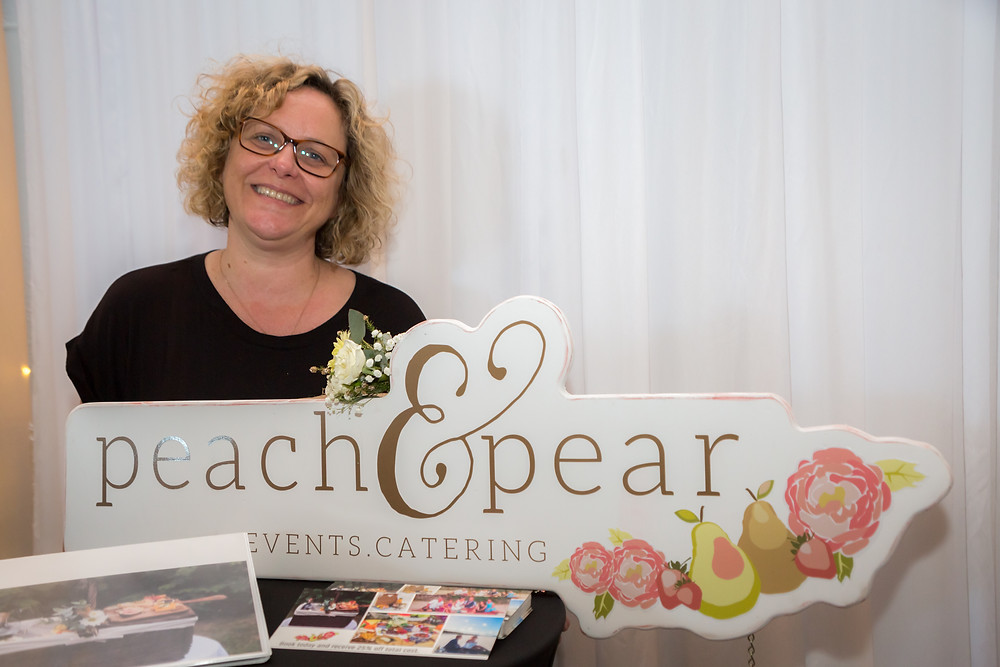 Gabi of Peach & Pear Catering