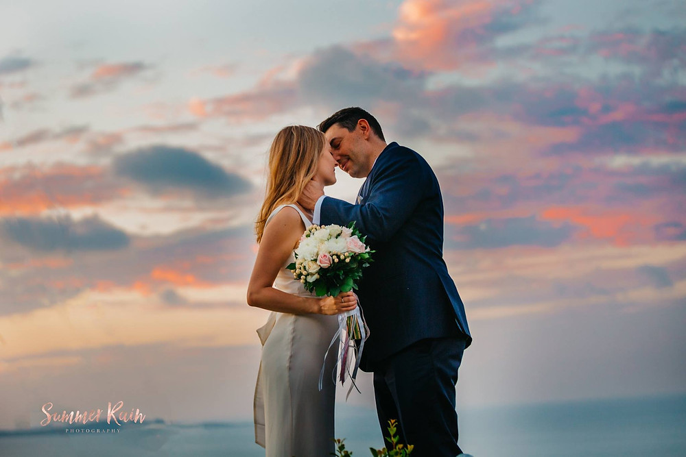 Michael and Sabine Horeau - Whitsunday Wedding