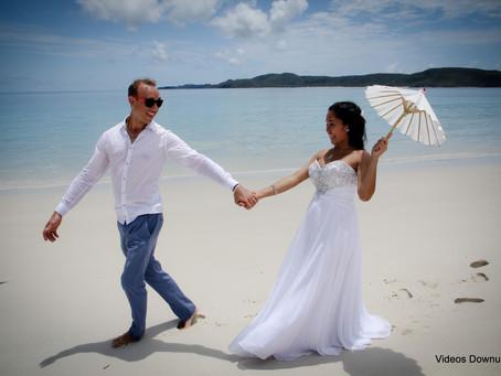 Wedding Bliss - Whitehaven Elopement