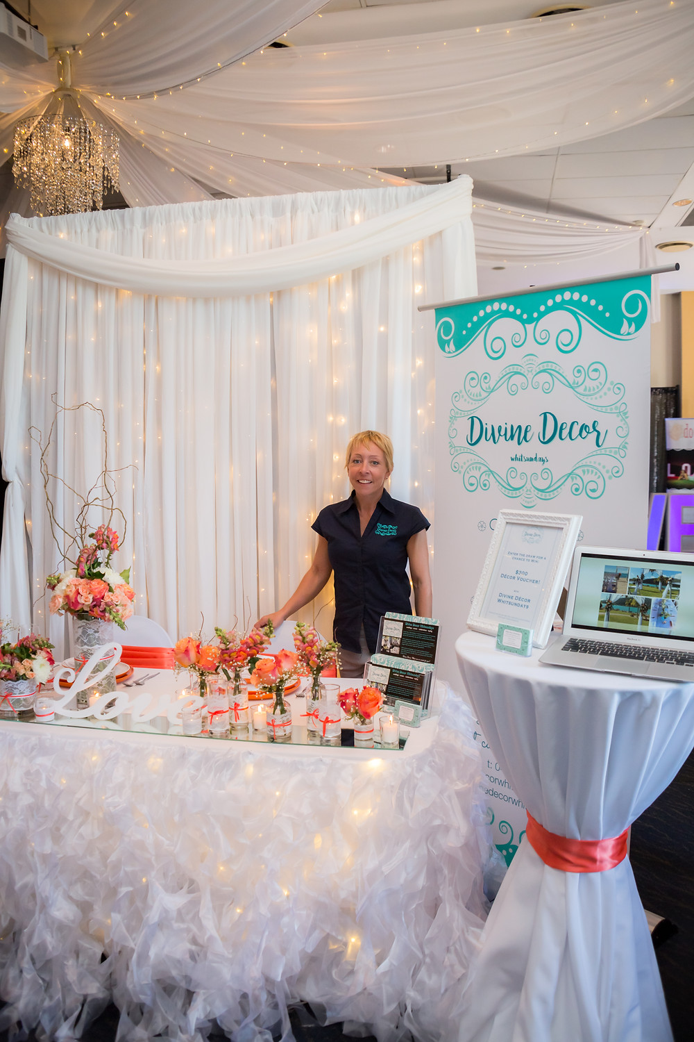 Divine Decor Whitsundays Expo Stand