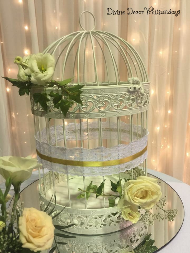 White-Birdcage-Wishing-Well-Vintage-Mirror