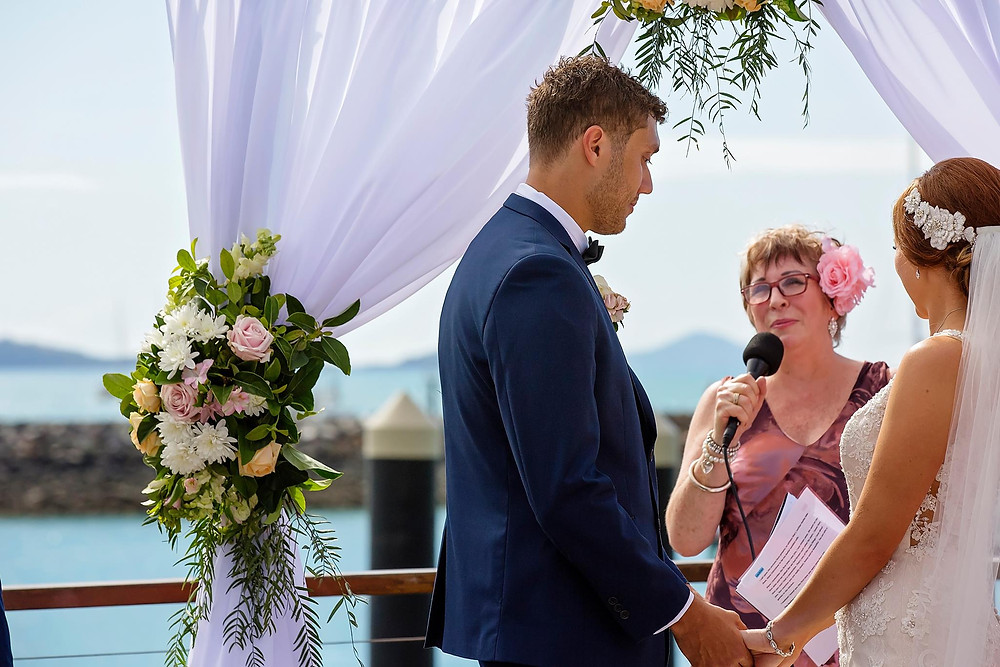 Alyse & Lachy Hurley - Lure Ceremony - 05.Aug 2017