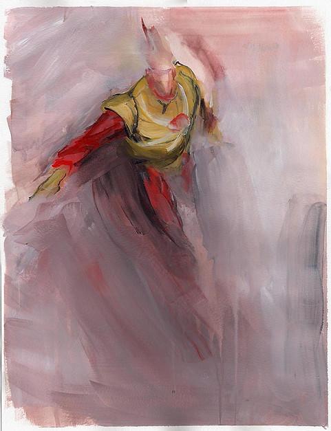 Untitled (Firestorm)