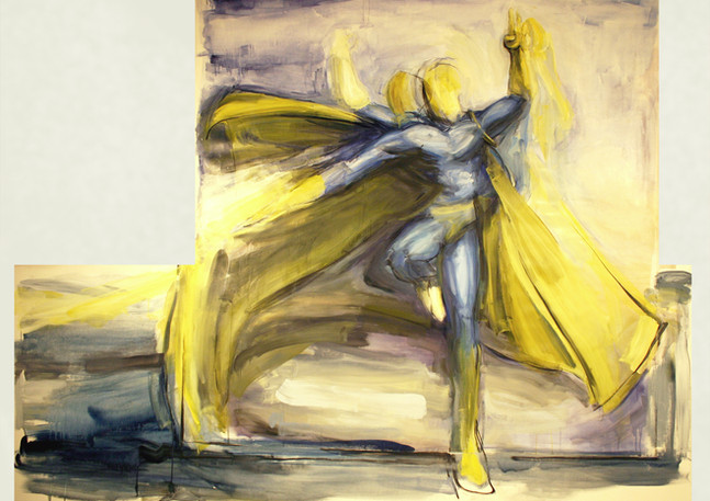 Middle-Eastern Mystic (Dr. Fate)