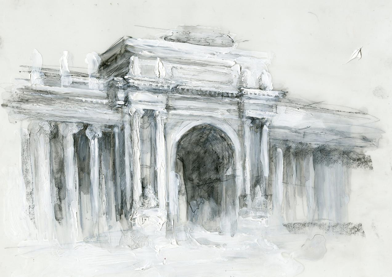 Study for White City