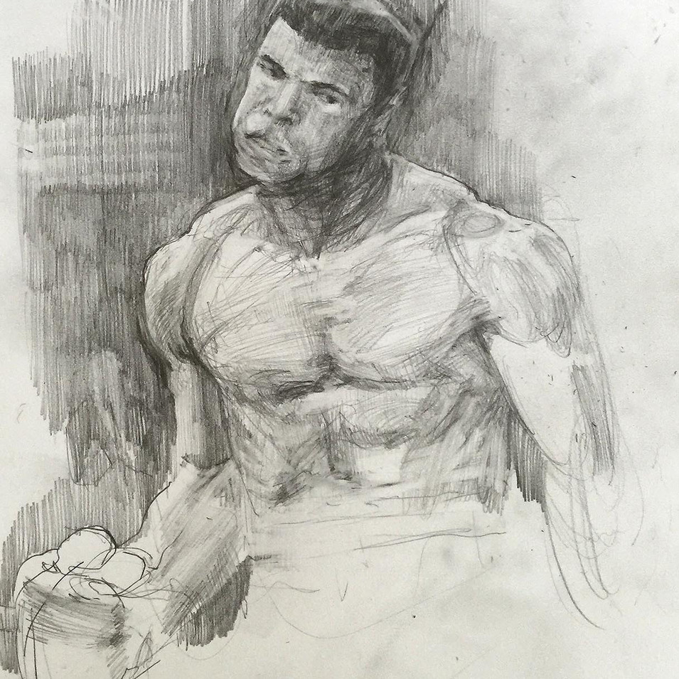 Study for Ali