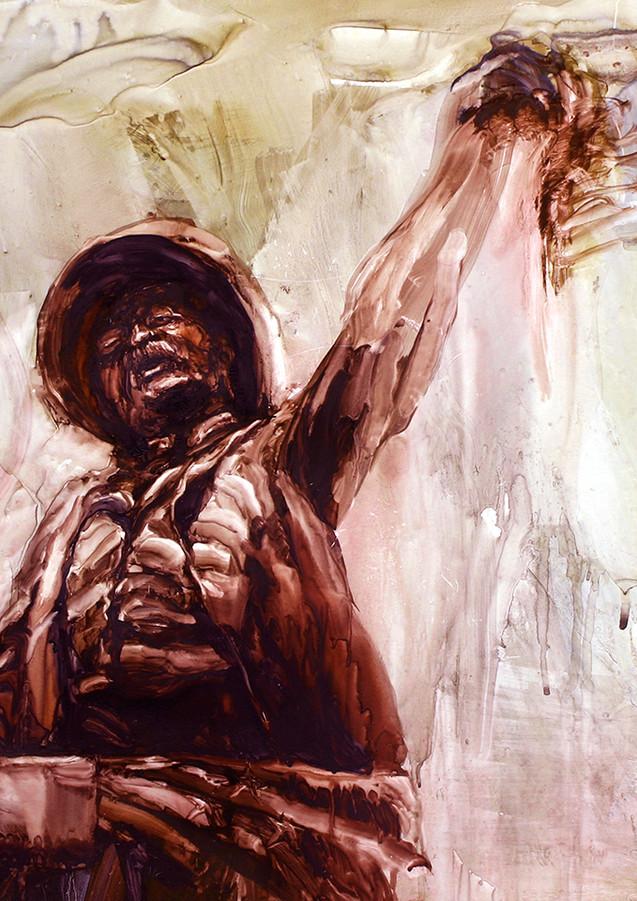 Warrior-Preacher [detail]