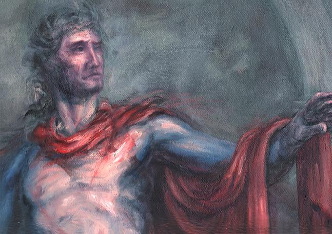 Detail - Apollo (Son of Krypton)