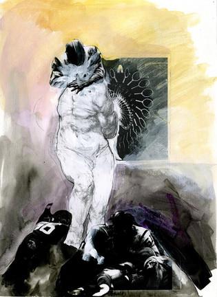 Untitled (Totem)