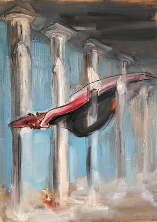 Untitled (Superhero)