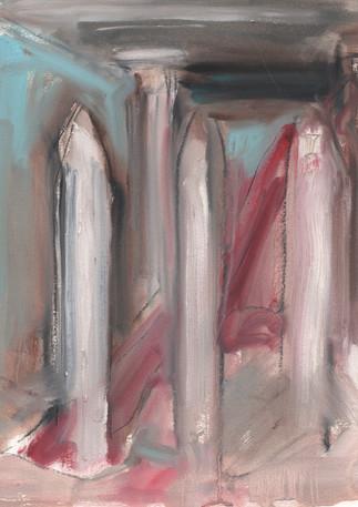 Untitled (White Picket Fence)