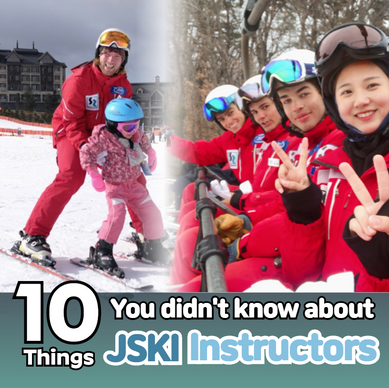 10 Things You Didn't Know about JSKI Instructors