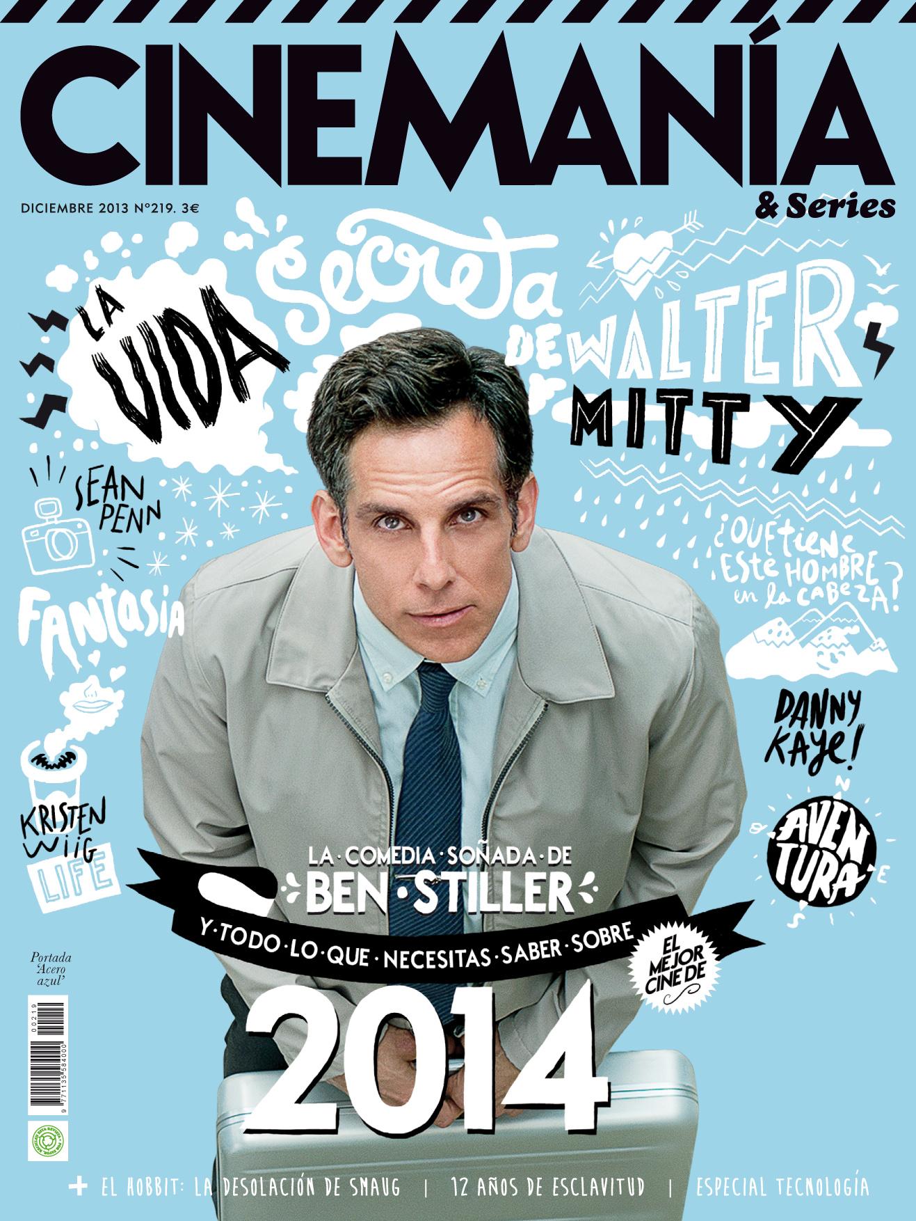 CINEMANÍA DIC 2013