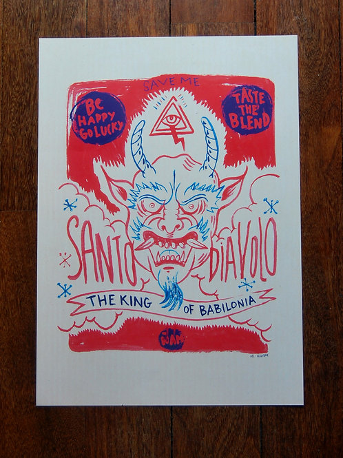 DIAVOLO / Print