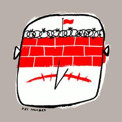 De muros y cicatrices