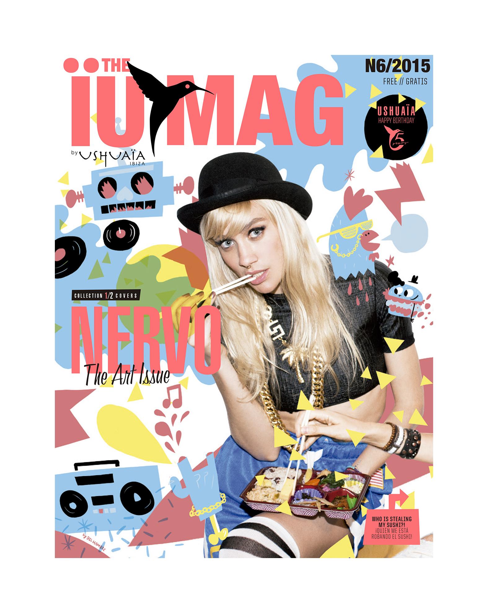 COVER ÏU MAG