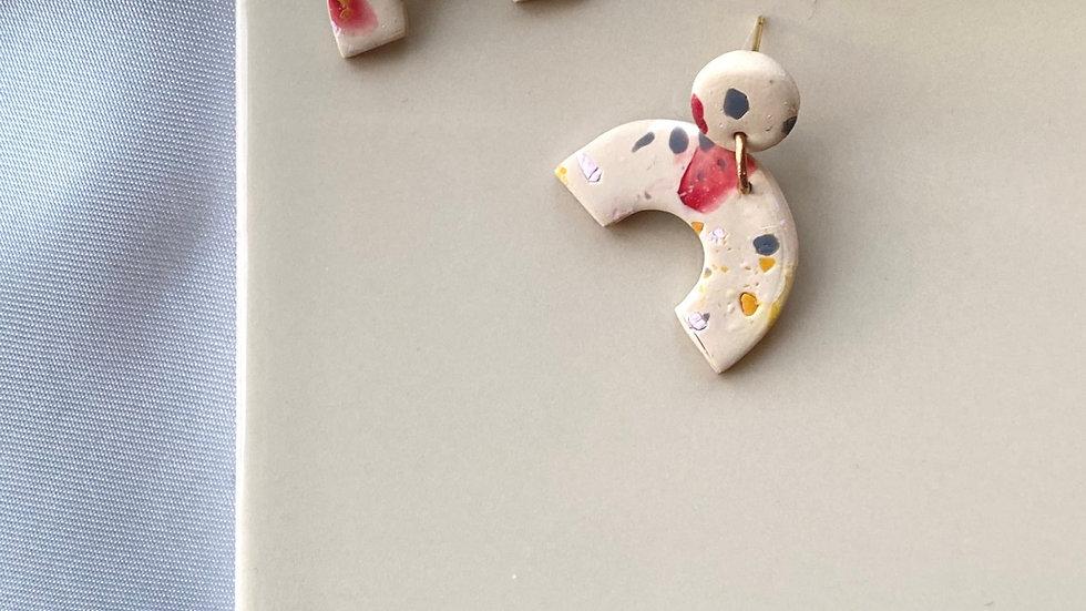 Baby arch Wintumn earrings