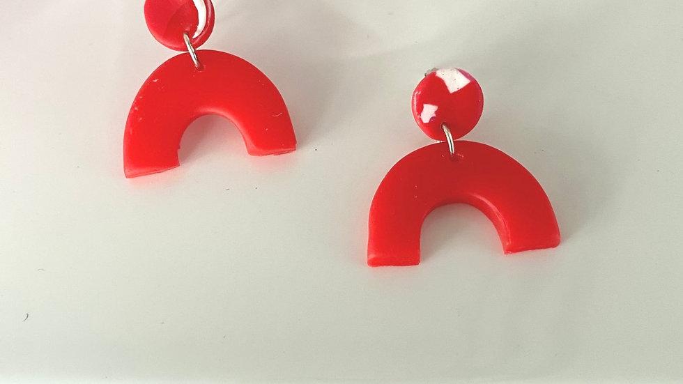 QT in red - Big Arch
