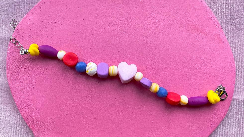 Bonnie & Clyde friendship bracelet