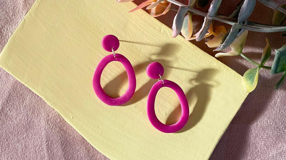Fiona - dangle earrings