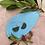 Thumbnail: Mariah hoop earrings