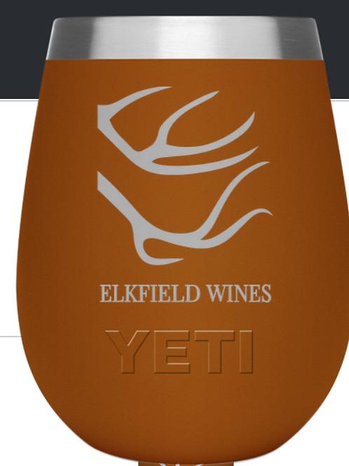 Elkfield Yeti Wine Tumbler