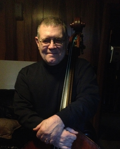 Dan O'Brien, bass teacher
