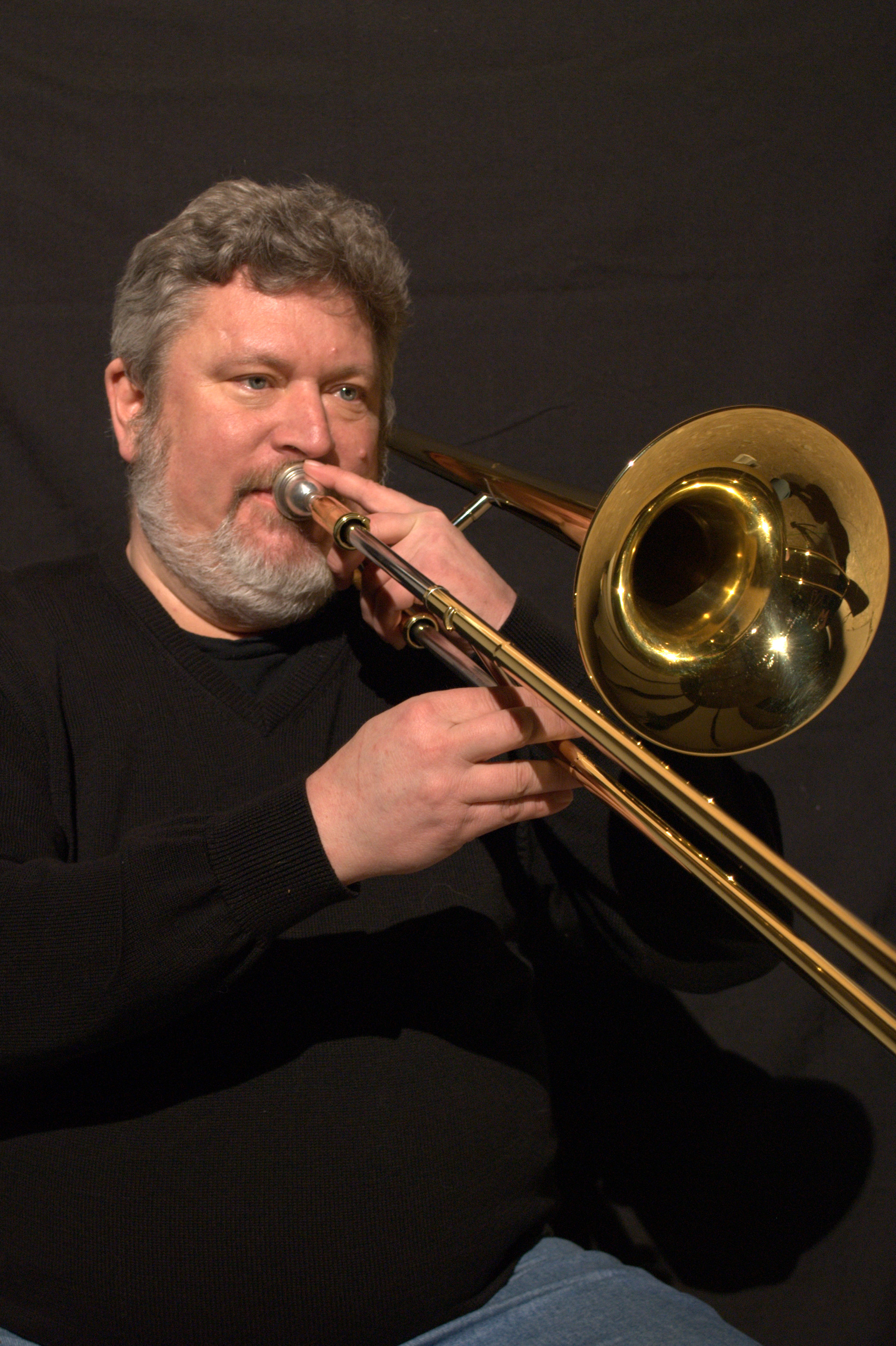 Bill Anthony, trombone tuba teacher