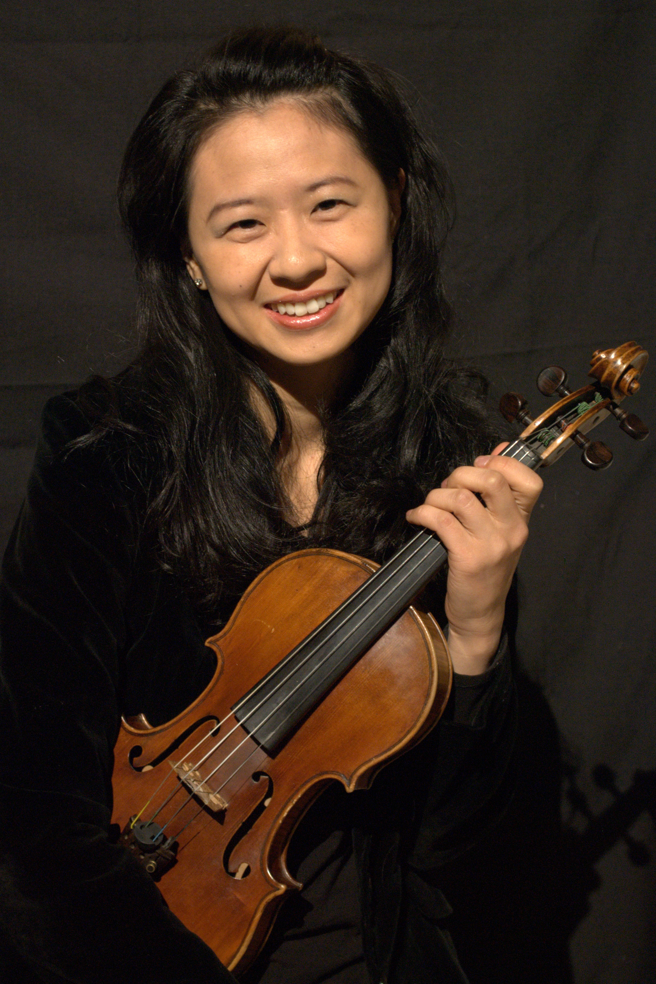 Pamela Liu, violin teacher