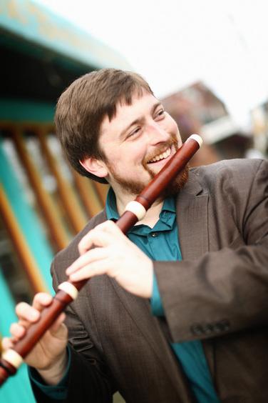 Joshua Romatowski, flute teacher