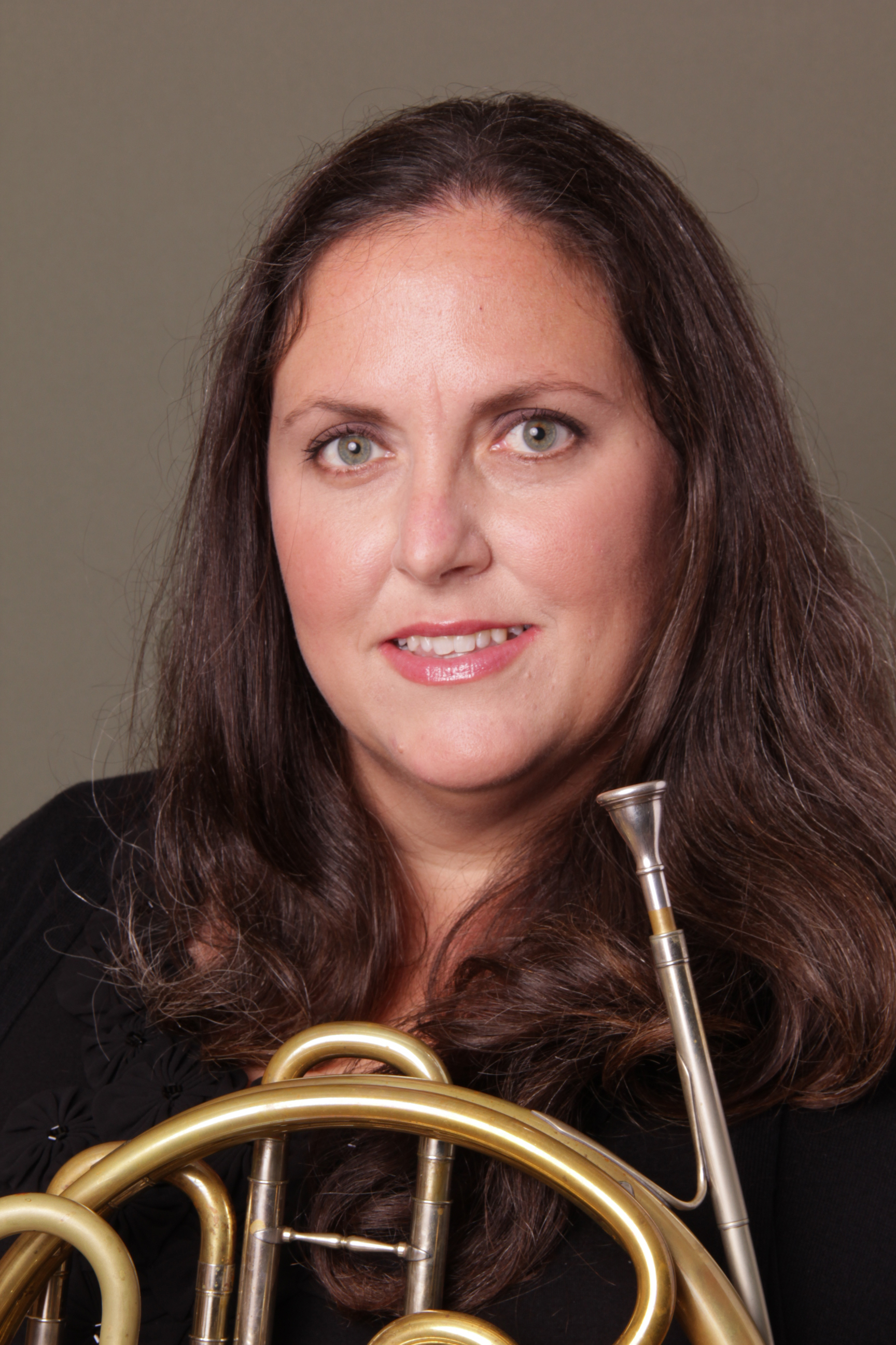 Suzanne Feinstein, french horn