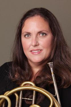 Suzanne Feinstein, french horn