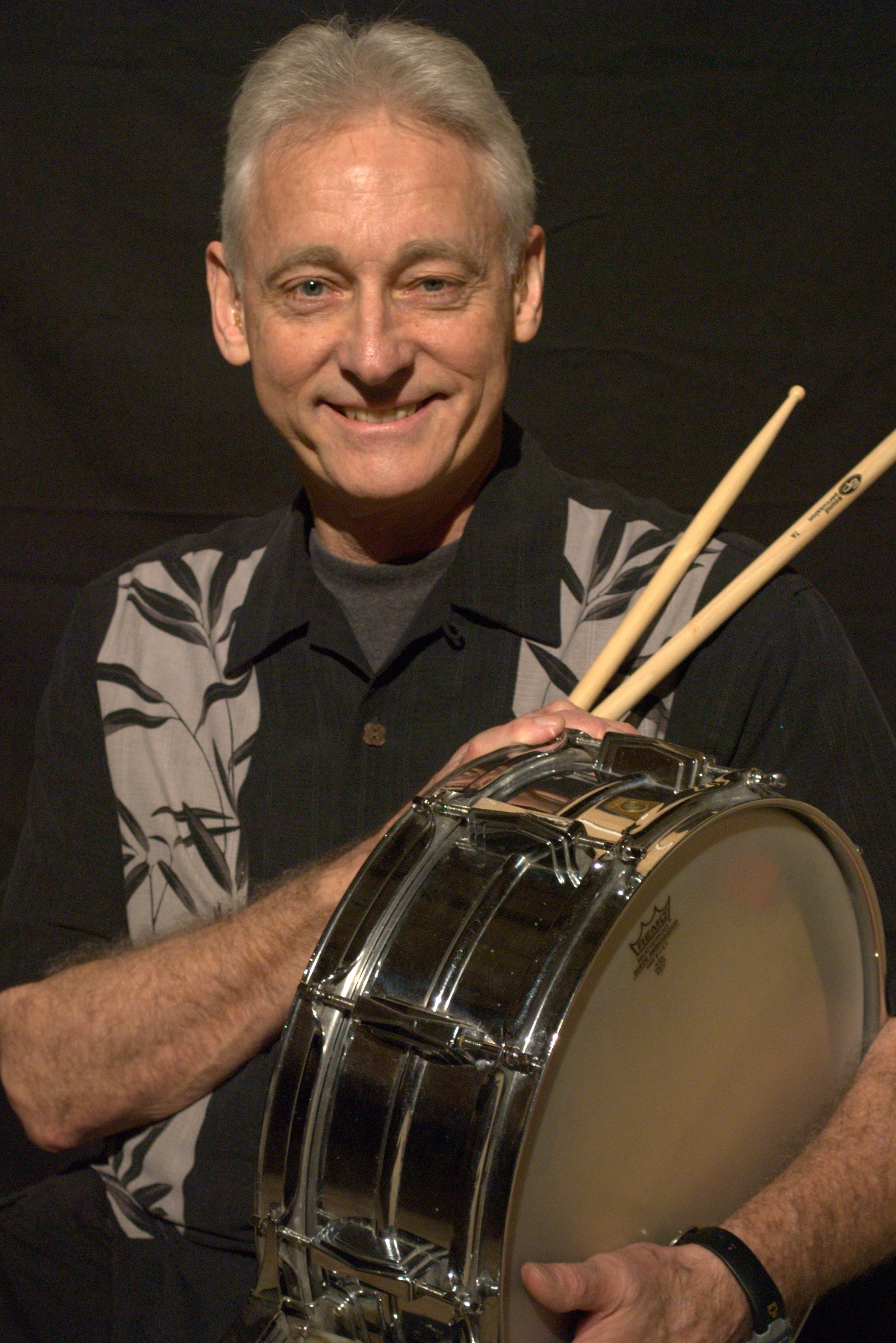 Jack Toker, drum teacher