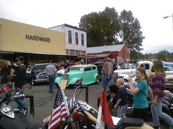 A blast out of the past Car Show