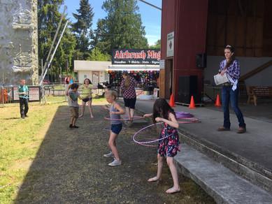 Hula Hoop'n Fun