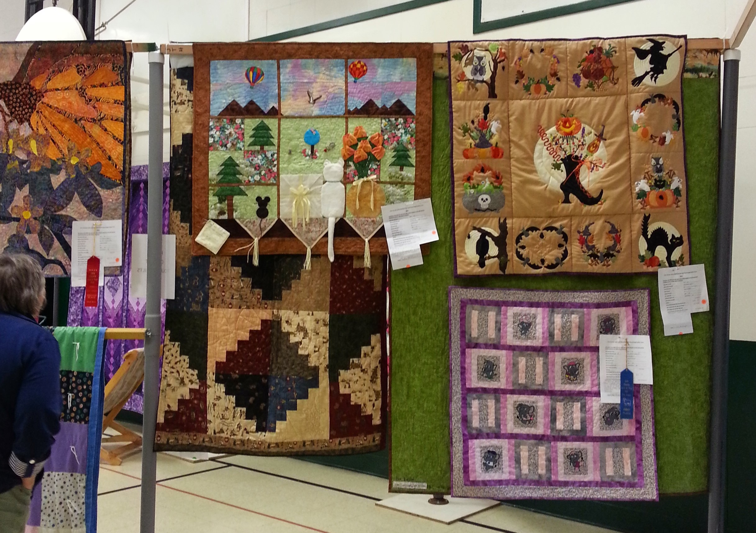 2015 Quilts