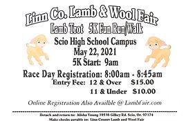 Lamb Trot 5K Run/Walk