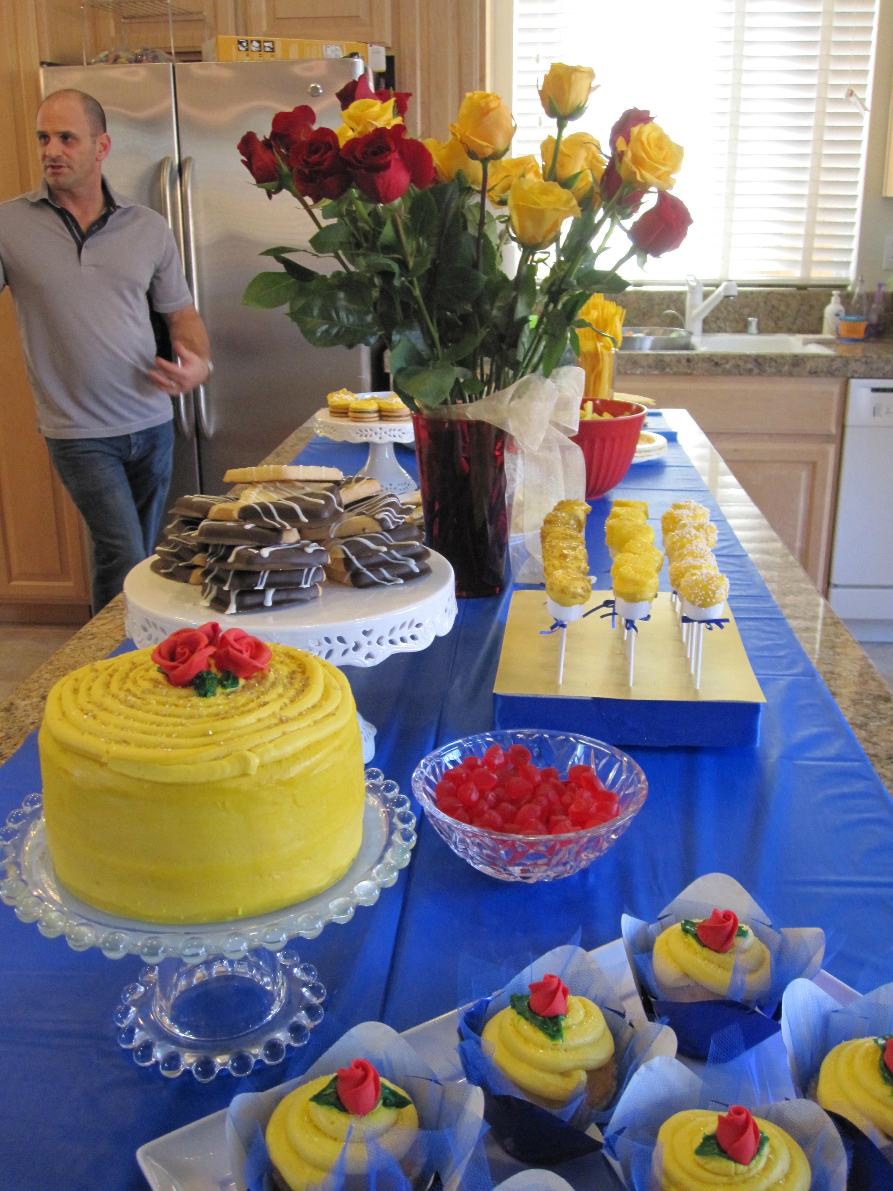 Sugar Treats and Cakes