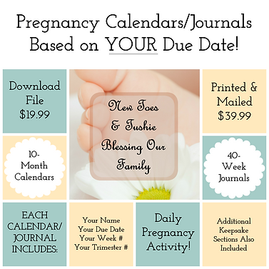 pregnancy callenders