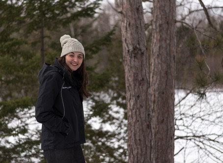From Laissez Faire to Leslie Knope: County Forester Brittany VanderWall on Showing Up