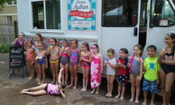Swim Parties