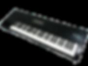 Korg-01-W-FD-Synthesizer-Keyboard-Tested