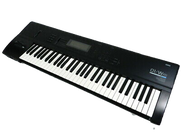 Korg-01-W-FD-Synthesizer-Keyboard-Tested