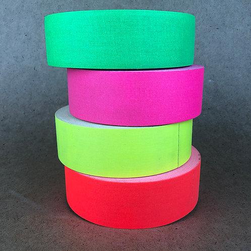 "2"" Fluorescent Gaff Tape"