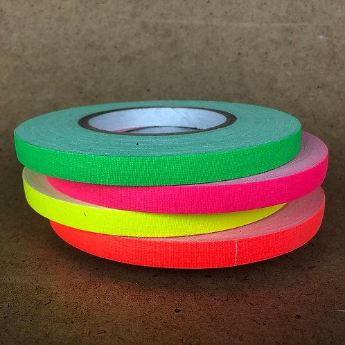 """1/2"""" Fluorescent Gaff Spike Tape"""