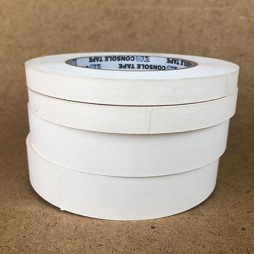 White Console Tape