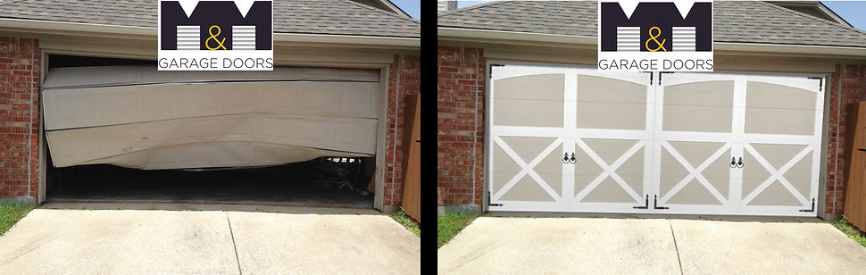 New Garage Door Installations Delaware Maryland Pennsylvania